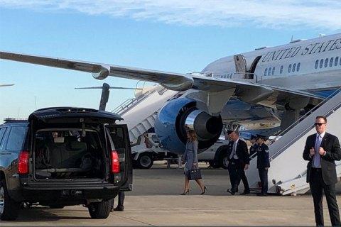 Трамп вылетел в Ханой на встречу с Ким Чен Ыном