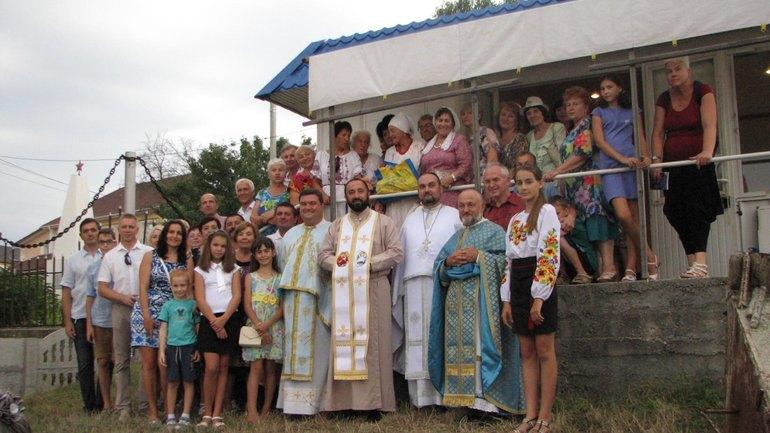 Храмове свято у Севастополі. 28 серпня 2016 р.