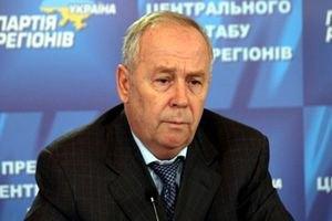 Регіонали не мають наміру звільняти Литвина