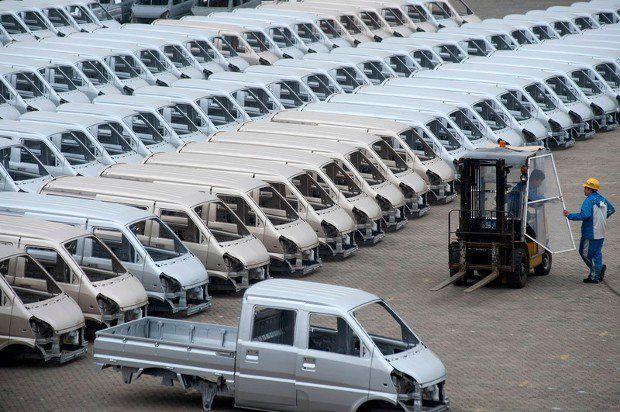 Китайские машины сегодня популярны даже в Украине за счет своей доступной цены