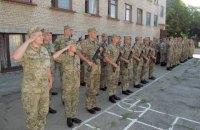 В воинской части Киевской области офицер травмировал солдата-срочника