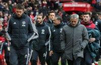 """У тренерському штабі """"Манчестер Юнайтед"""" з'явився Жозе Моуріньо-молодший"""