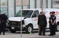 Водитель фургона, убивший 10 человек, останется под арестом до 10 мая