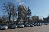 Рада передала киевским больницам 25 автомобилей