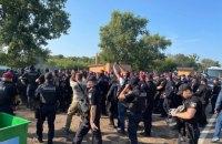 Затриманих на Черкащині членів Нацкорпусу відпустили (оновлено)