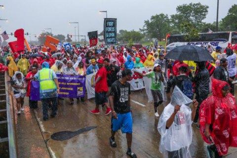 У Британії, Бельгії та США страйкують працівники McDonald's