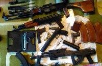 СБУ поймала пятерых участников межрегиональной группировки по торговле оружием