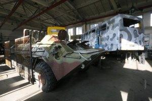 Армія здавала на металобрухт по 10 тис. грн корпуси БТР вартістю 1,2 млн