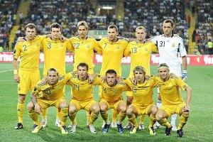 Сборная Украины установила новый антирекорд