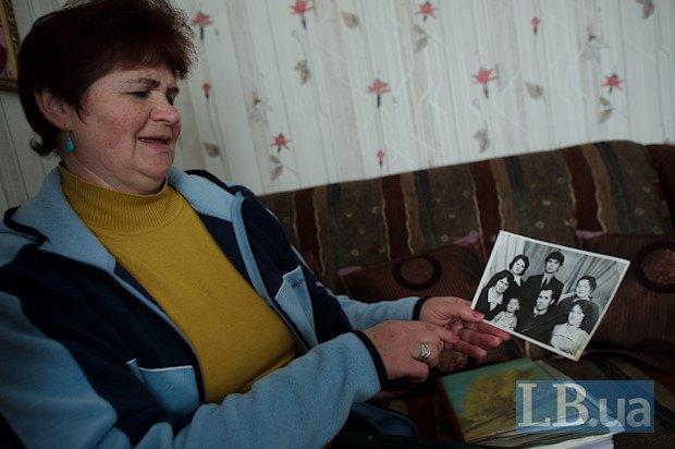 12 років родина прожила в Магаданській області. Чоловік Катерини робив майстром електромонтажу. В 91-му році повернулися в Кролевець