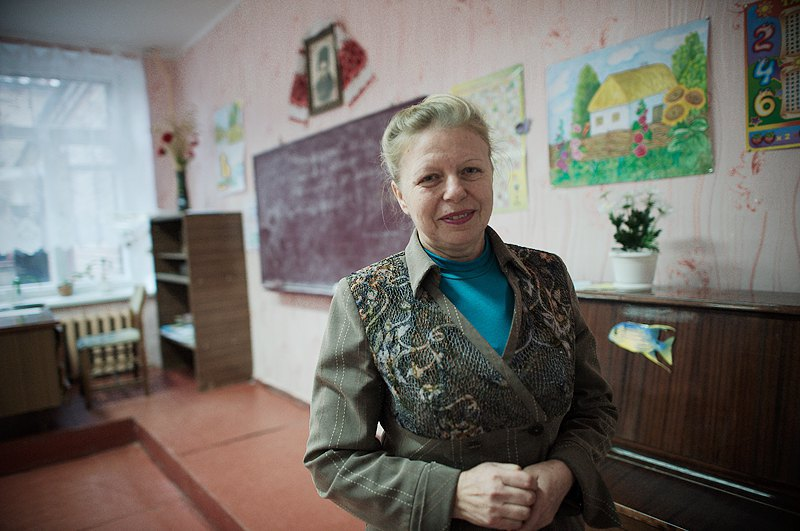 Людмила Олександровна, директор школи
