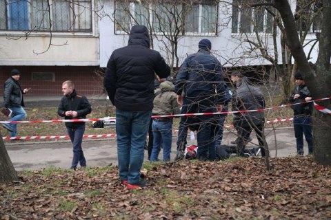 """В Днепре на жилмассиве """"Тополь"""" мужчину убили выстрелом в голову"""