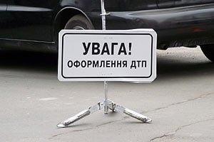 Количество пострадавших в ДТП в Тернопольской области и Крыму увеличилось