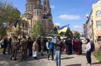 У Харкові активісти розігнали учасників першотравневого мітингу