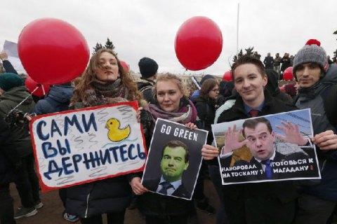 ВоВладимире школьников пугают изъятием изсемьи заучастие вмитингах Навального