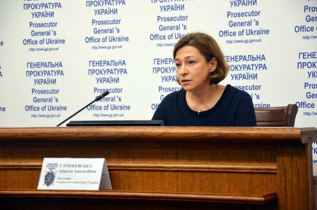 Анжела Стрижевська