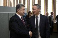 Порошенко пригласили на заседание Североатлантического совета НАТО