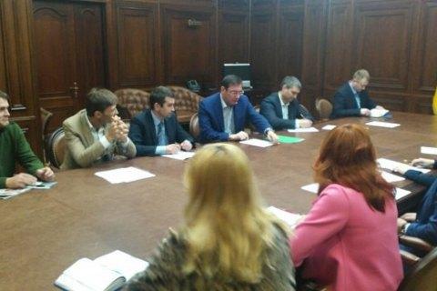 Луценко ліквідує управління ГПУ, яке проводило допити слідчих у справах Майдану