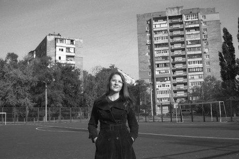 Євгенія Губкіна: «Архітектура – це матеріальне втілення політики»