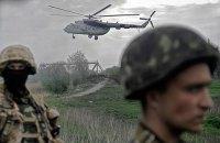 На Донбассе в результате обстрела боевиков ранен военный