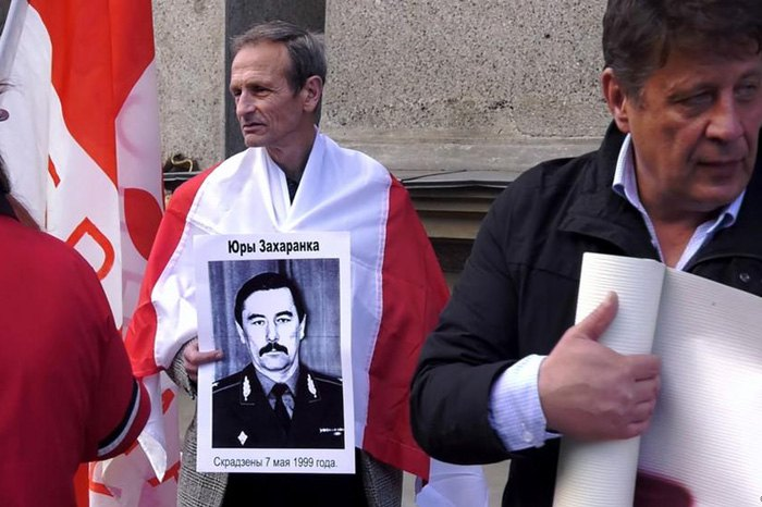 Юрий Гаравский утверждает, что экс-главу МВД Юрия Захаренко похитили и убили бойцы СОБРа