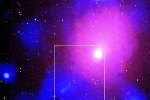 В созвездии Змееносца ученые обнаружили следы взрыва, крупнейшего со времен создания Вселенной