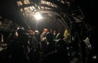 На шахті ім. Сташкова в Дніпропетровській області під час пожежі постраждали 6 гірників (оновлено)