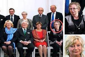 В Швеции пенсионерка попала на официальный прием правительства