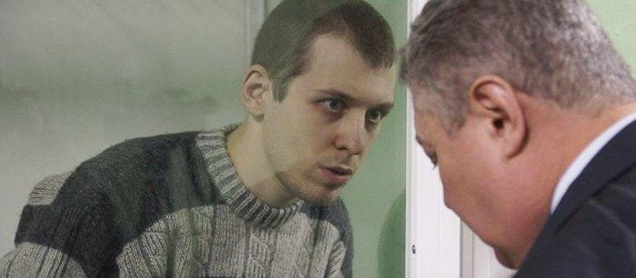 Подозреваемый Украиной в шпионаже белорус Юрий Политика