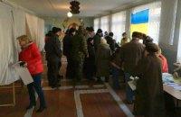 Выборы в Мариуполе охраняет весь гарнизон городской милиции