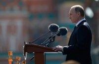 Путин пожелал украинцам и грузинам мира