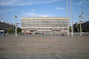Жовтневу площу в Запоріжжі перейменували на площу Героїв