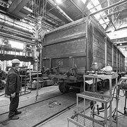 Lanos и сталь минус, вагоны плюс. Промышленные итоги года минувшего