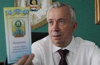 Донецкий мэр не может назвать людьми тех, кто облил краской Януковича