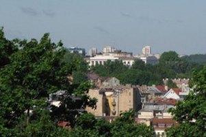 Молодой человек взорвал себя в центре Вильнюса