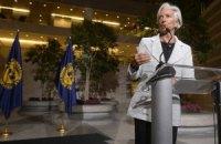 Нова програма МВФ: радіти - передчасно