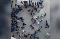 """Львовские подростки напали на студентов из области за отказ платить """"дань"""""""