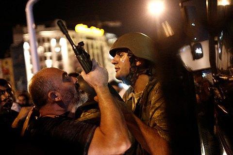 В Турции 23 военных получили пожизненный срок за участие в попытке госпереворота