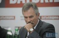 В Черкассах суд запретил депутату выезжать из города из-за поднятия флага ЕС