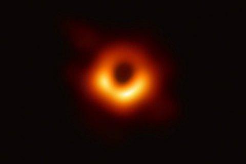 Черная дыра в галактике Messier 87