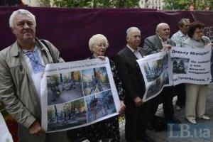Кияни не заважають київській владі виконати вимоги ЮНЕСКО, - експерт