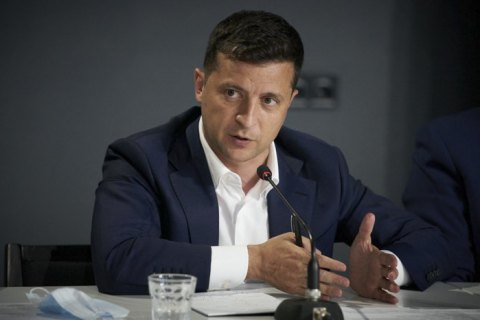 Зеленский исключил проведение выборов на неподконтрольных территориях Донбасса