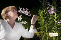 Именем Ангелы Меркель назвали орхидею