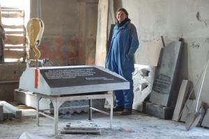 На Кировоградщине открыли памятник убитым большевиками хлеборобам