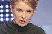 Тимошенко рассыпалась в предвыборных обещаниях