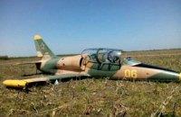 В Краснодарском крае России упал учебный самолет Л-39