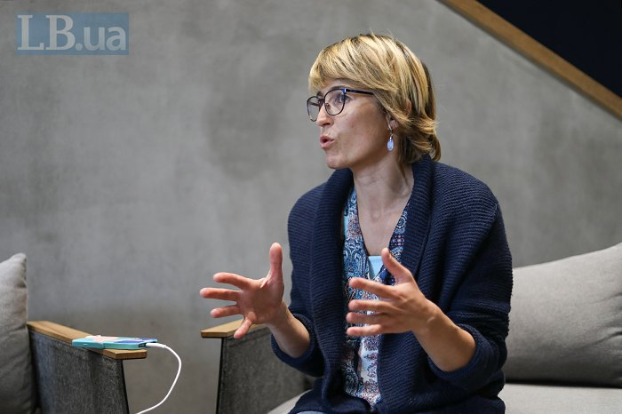 Анна Бубнова, менеджерка культурних проекті Британської ради