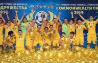 Україну на пітерському Кубку Співдружності замінить збірна ПАР