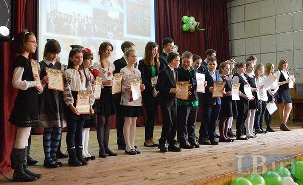 Все лицеисты, получившие грамоты в категории Волонтерская работа