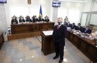 Порошенко свідчить у справі про держзраду Януковича